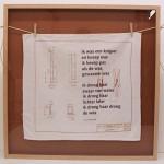 Fotoreportage Op Mix Erf - Wendy's wereld - Gedicht wasknijper