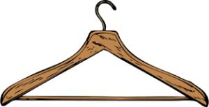 Op Mix Erf - blog - spreuken - klerenhanger