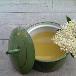 Op Mix Erf - Hemels gerechten - Wendy Phaff - Vlierbloesemsiroop