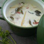 Op Mix Erf - Hemels gerechten - Wendy Phaff - Thaise kippensoep Tom Kha Kai