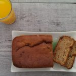Op Mix Erf - Hemels gerechten - Wendy Phaff - haver bananenbrood met sinaasappel