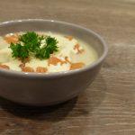 Op Mix Erf - Hemels gerechten - Wendy Phaff - pastinaaksoep fluweelzacht